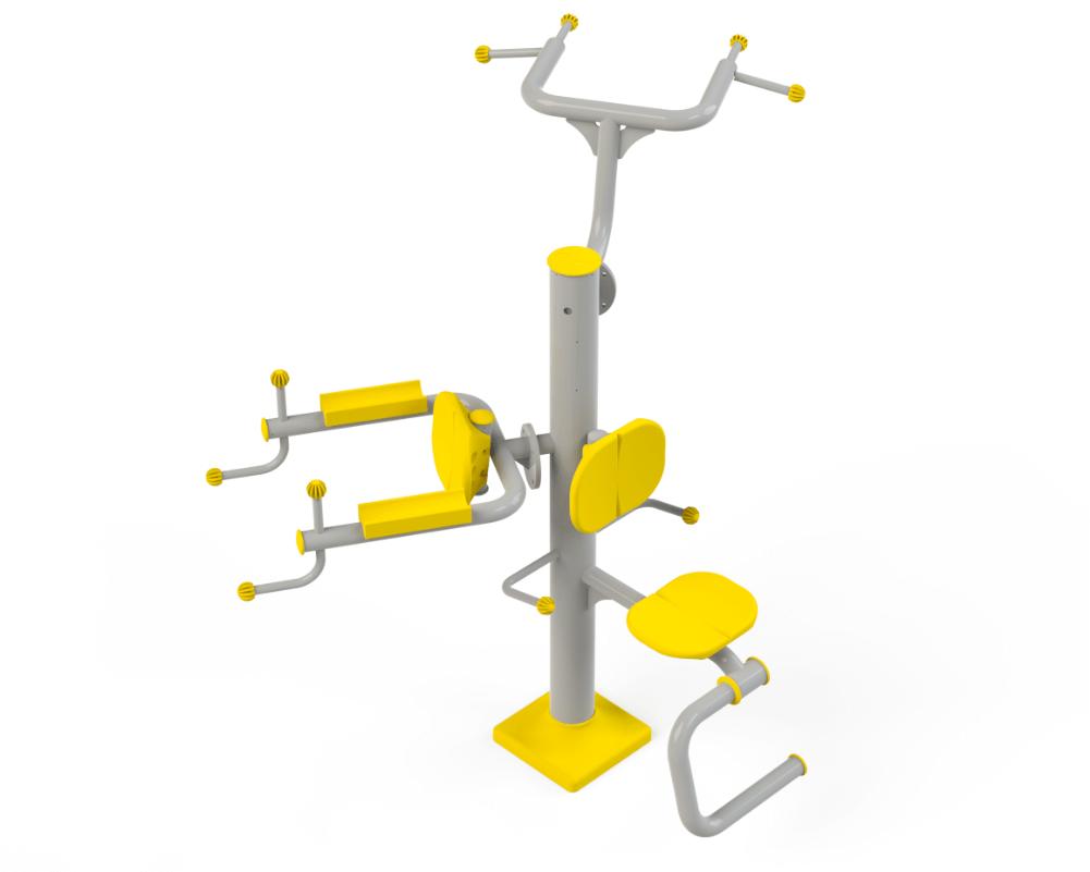 FLFE003 fitnesz testépítő