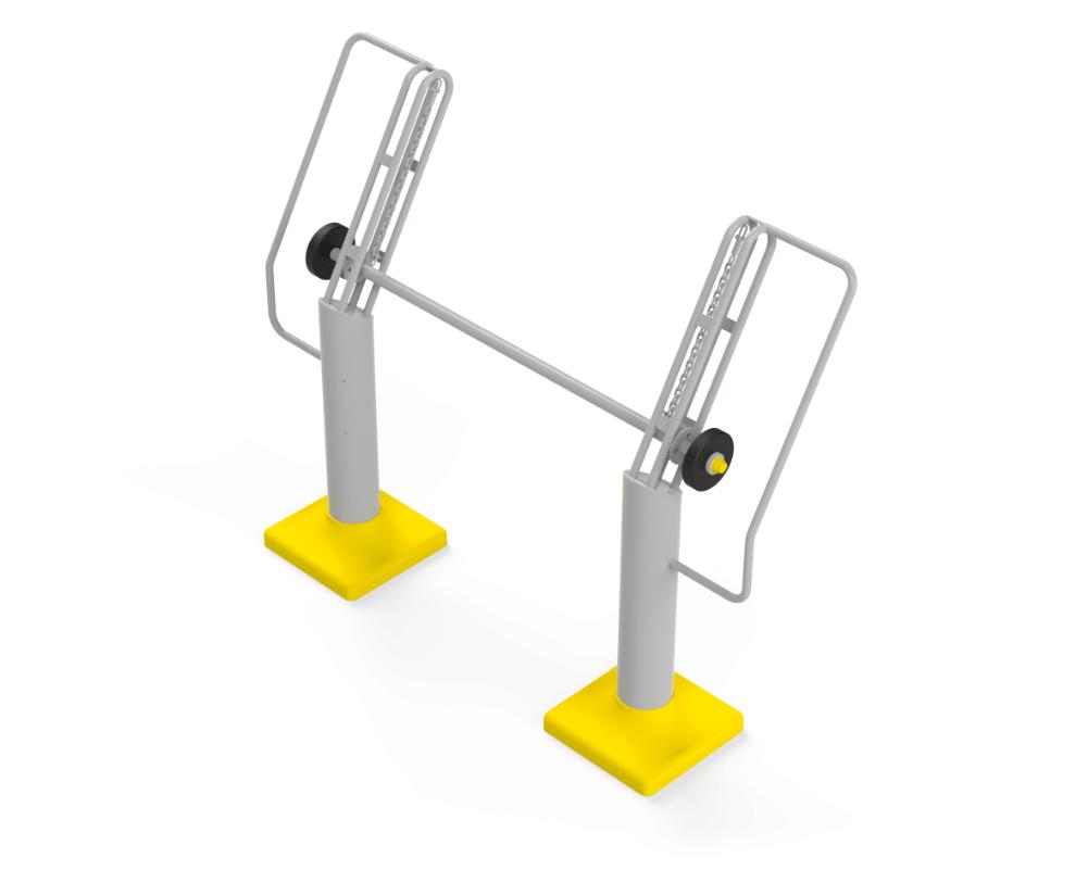 FLFE016 fitnesz ferde súlyzó mozgáskorlátozottak számára