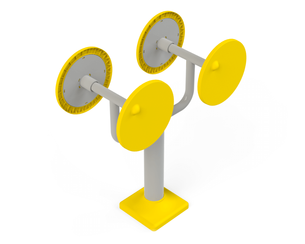 FLFE018 fitnesz karmozgató mozgáskorlatozottak számára
