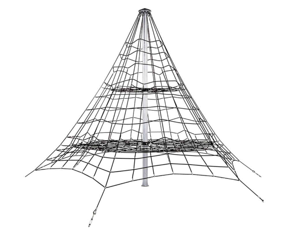 FLFJ303 5 m Kötélpiramis