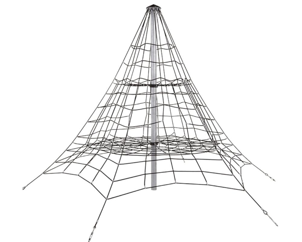 FLFJ306 4,5 m kötélpiramis