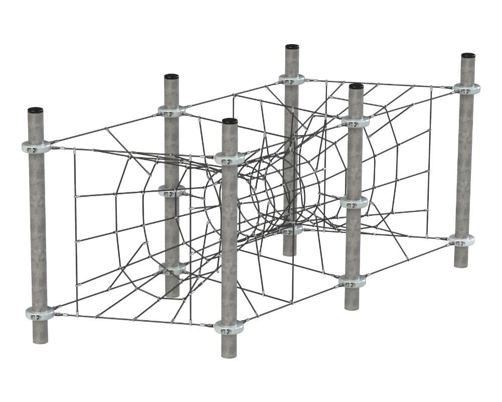 mászóháló portál
