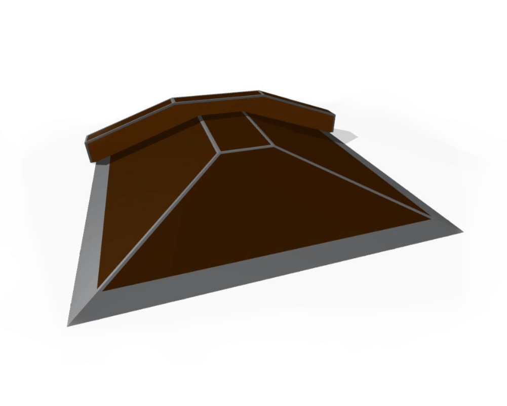 gördeszkapálya piramis 2