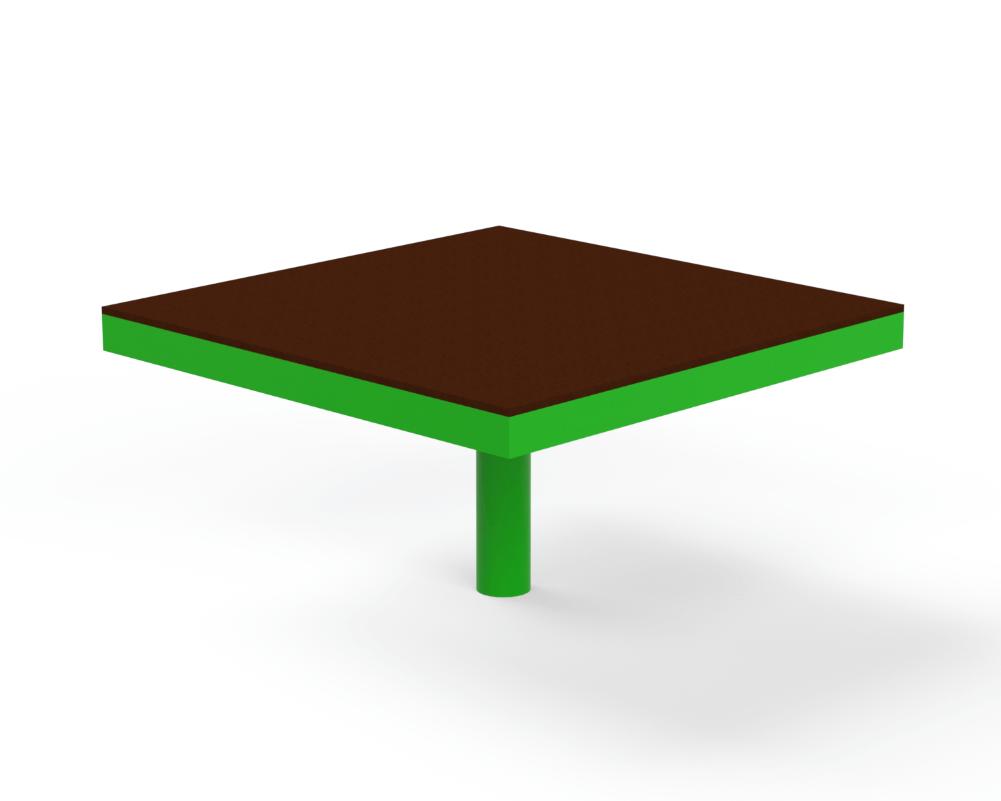 FLKF002 kutyafuttató asztal