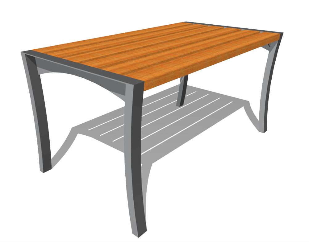 FLPB101-park-berendezes-asztal