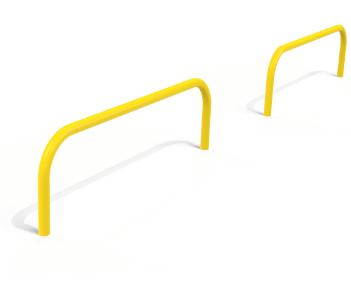 FLTE012 dupla alacsony fekvőtámasz állvány
