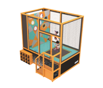 Játszóház építés