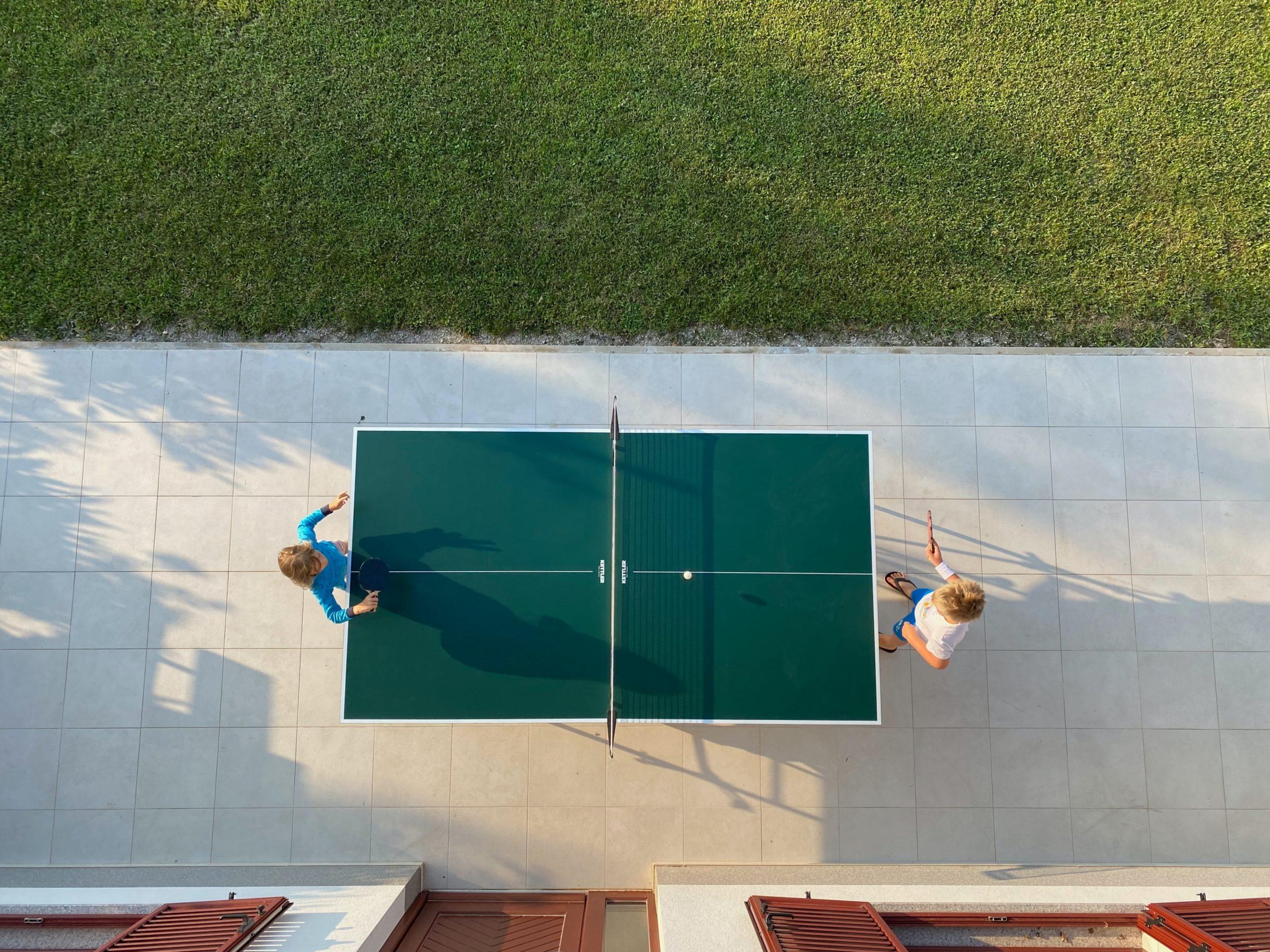 A közterületi ping-pongozás előnyei